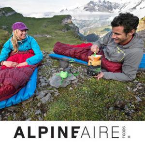alpineaire freeze-dried food