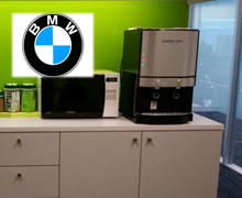 BMW Group Asia opt for Swisspro Drinking Water System