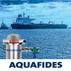 Aquafides water disinfection, micro-filtration and conservation